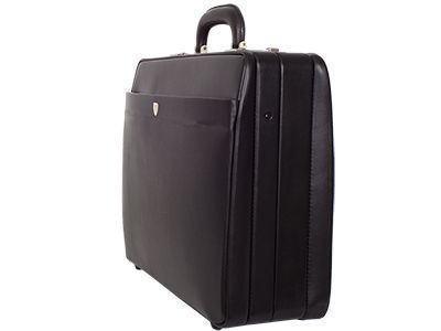 Corf attache case with folds