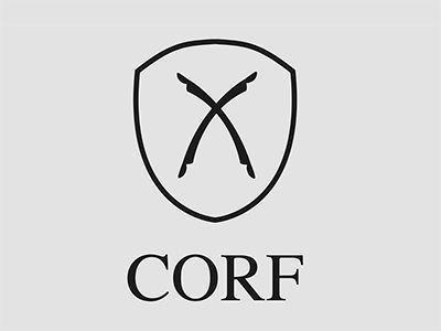 Das Logo von Corf Bags Ledertaschen
