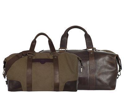 Travel bags Costa and Ancona - the weekender