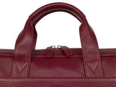 Griffe einer Businesstasche