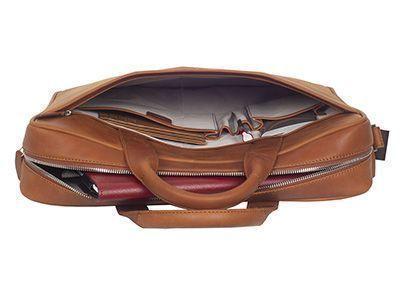 Inneneinrichtung einer Businesstasche