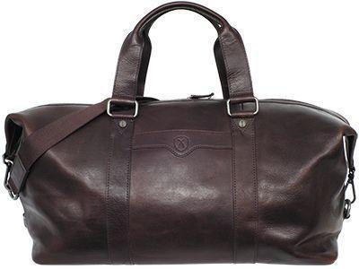 Reisetasche in Vegetabilleder im Vintagelook