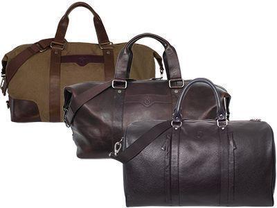 Die 3 beliebtesten Weekender aus Leder von Corf Bags
