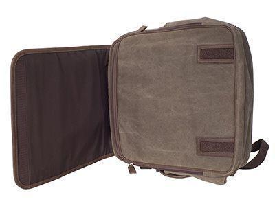Klettbänder eignen sich zum schnellen Öffnen und Schließen von Taschen mit Überschlag.